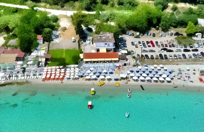 The Cli Beach That Was Developed In None Other Than Kallithea Offers Calmness Beauty And A Friendly Place For One To Enjoy Their Holidays